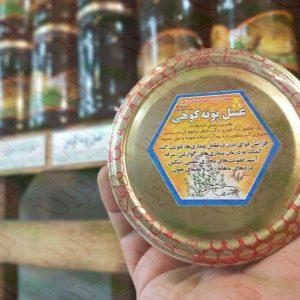 عسل پونه ارگانیک ترین آمل مازندران
