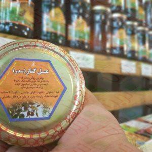 عسل کنار ارگانیک ترین آمل مازندران