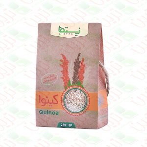 دانه کینوا زیستفا 250 گرمی