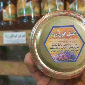 عسل گون کتیرا ارگانیک ترین آمل مازندران