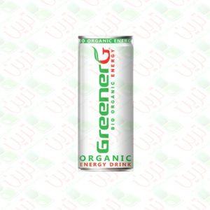 نوشیدنی انرژی زای ارگانیک گرینرجی