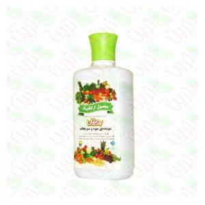 ضدعفونی کننده سبزیجات پوشان ضدباکتری ضدقارچ ارگانیک ترین