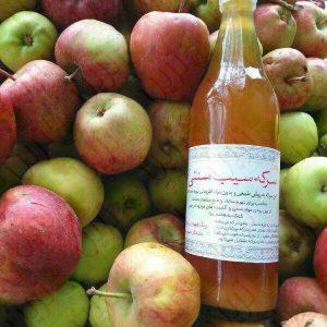 سرکه سیب سنتی تیسا