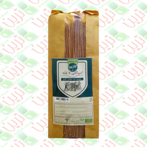 اسپاگتی چهارغله